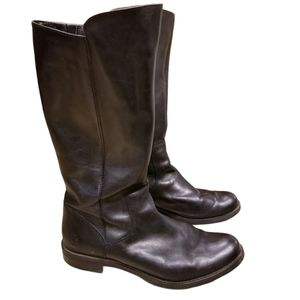 Timberland Leather Magby Tall Boots